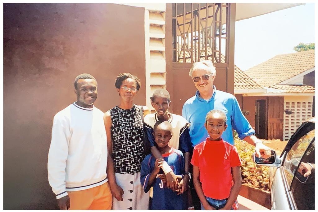 Czerny pendant son temps de ministère en Afrique.